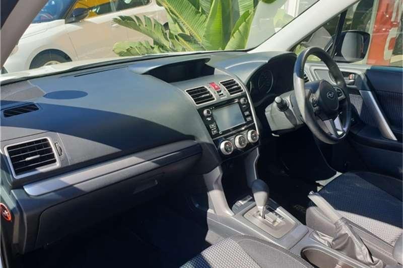 Used 2018 Subaru Forester 2.5 X