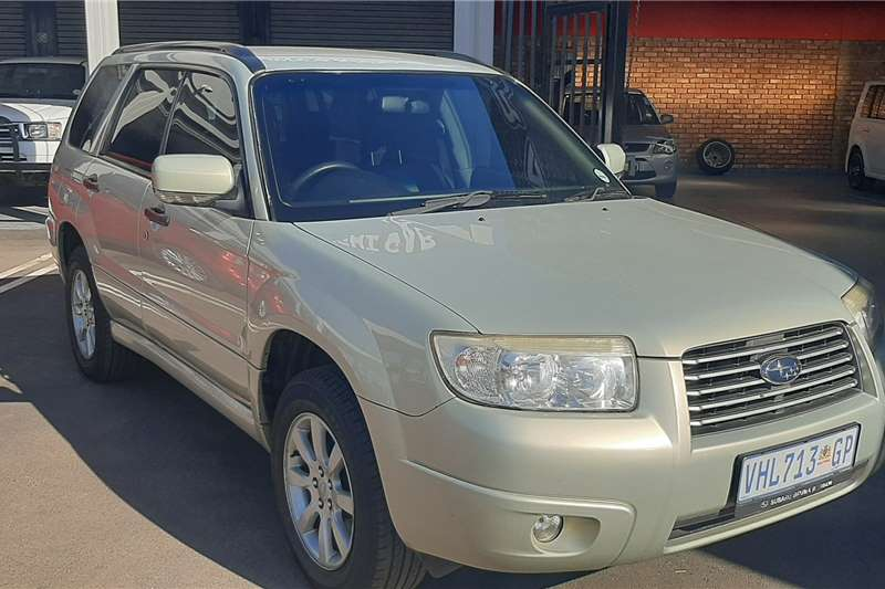 Used 2007 Subaru Forester 2.5 XS