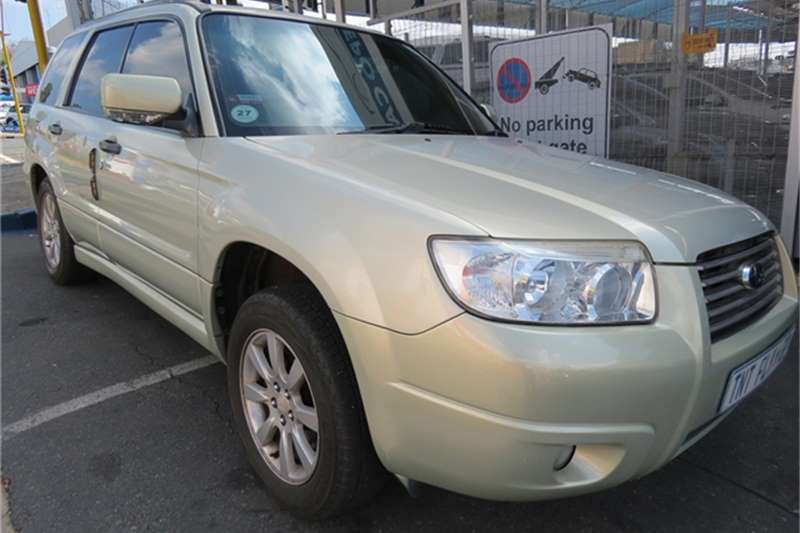 Subaru Forester 2.5 XS A/T 2006