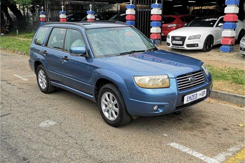 Subaru Forester 2.5 XS A/T 2008