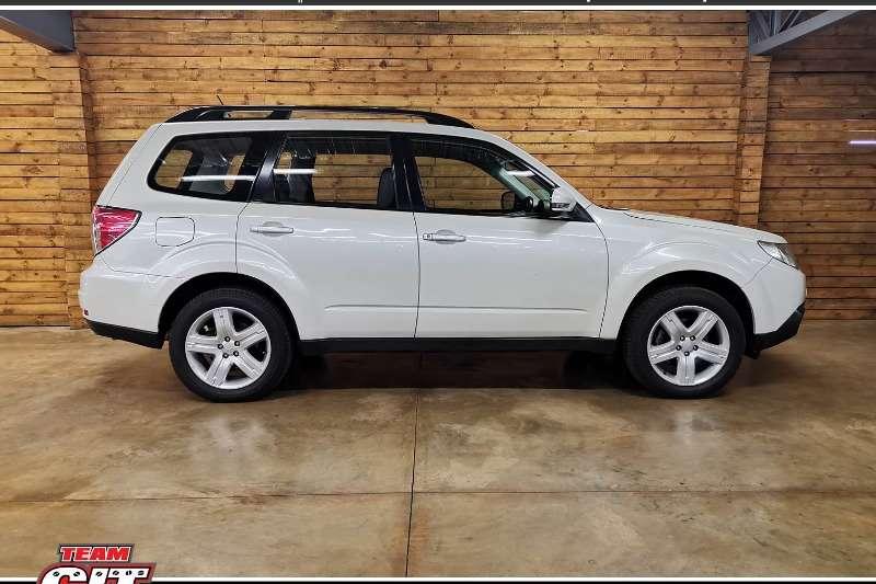 Subaru Forester 2.5 XS auto 2011