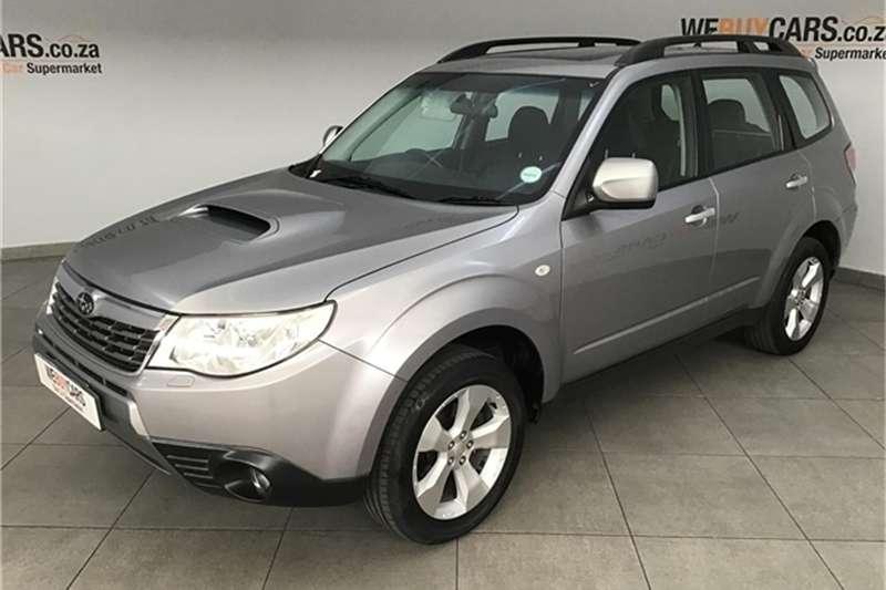 Subaru Forester 2.5 XT Premium 2010