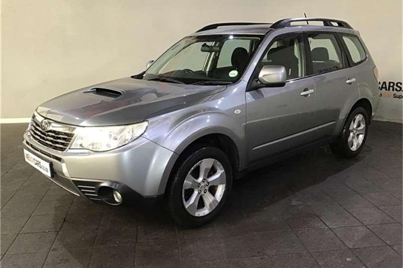 Subaru Forester 2.5 XT Sportshift 2009