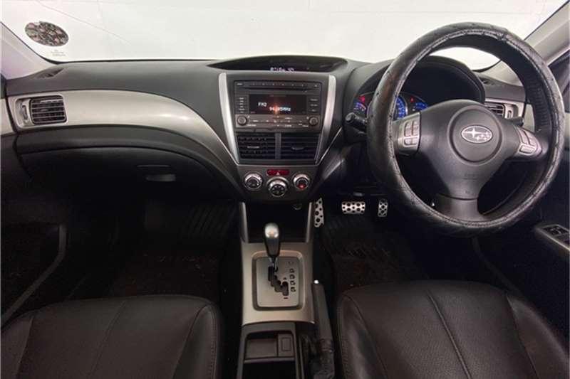 Used 2009 Subaru Forester 2.5 XT Sportshift