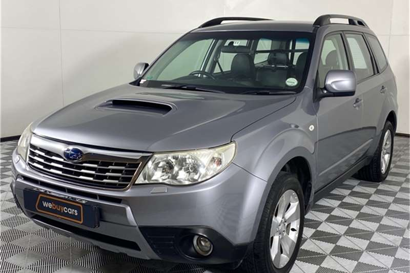 Used 2010 Subaru Forester 2.5 XT Sportshift
