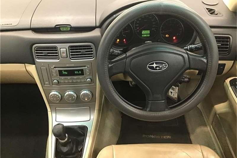 Subaru Forester 2005