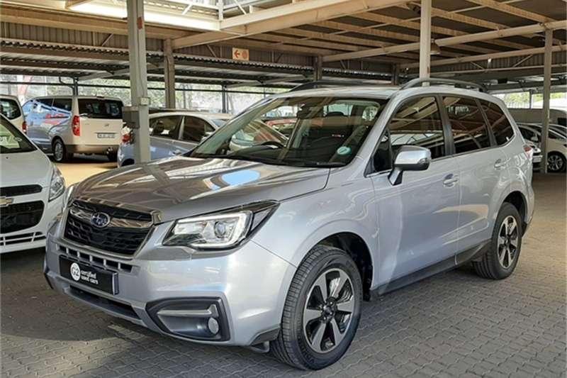 2017 Subaru Forester 2.5 XS Premium