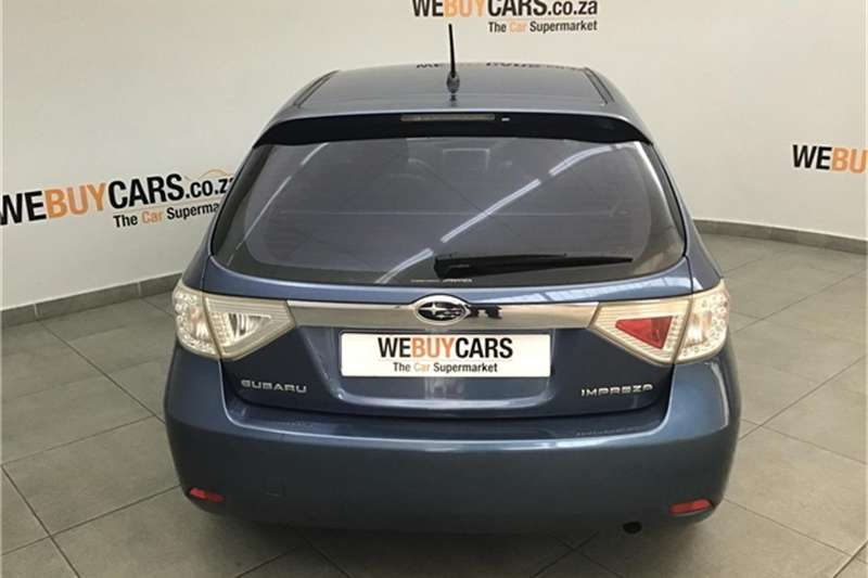 Subaru Impreza 1.5 R hatch 2008