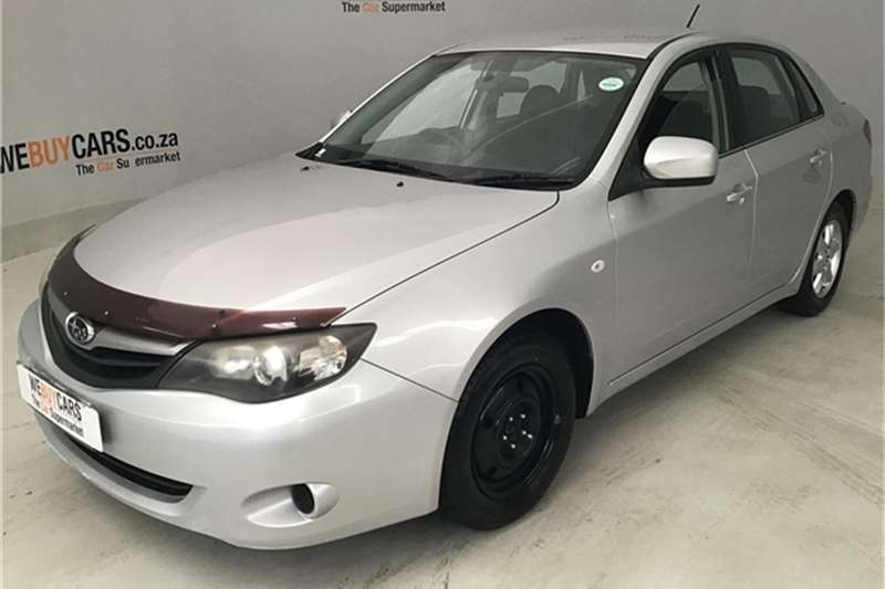 Subaru Impreza 2.0 R sedan 2010