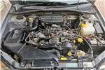Subaru Impreza 2.0 RS sedan Sportshift 2005