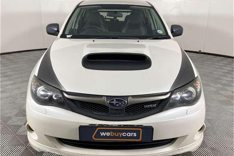 2009 Subaru Impreza Impreza 2.5 WRX hatch