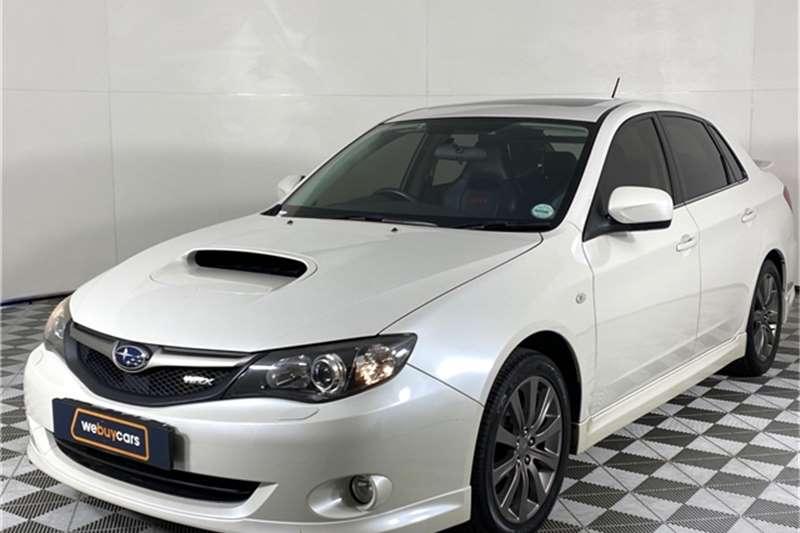 2009 Subaru Impreza Impreza 2.5 WRX sedan
