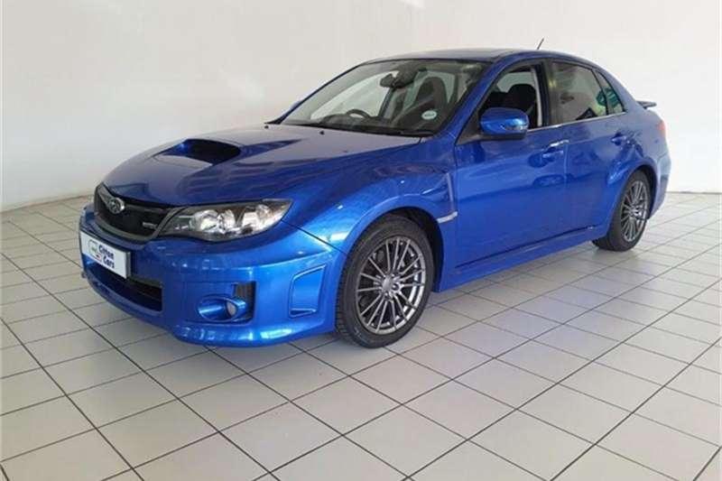 Subaru Impreza 2.5 WRX sedan 2010