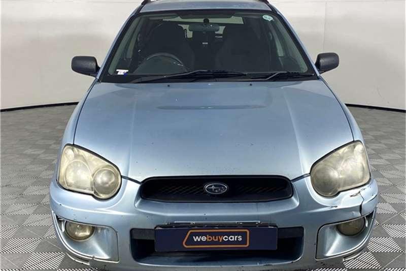 Used 2005 Subaru Impreza