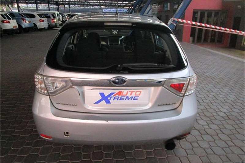 2008 Subaru Impreza 1.5 R hatch