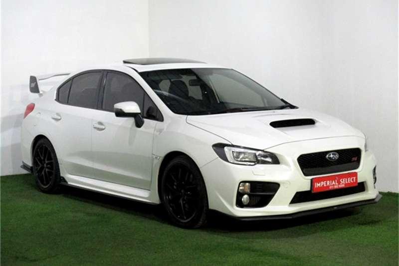 2015 Subaru Impreza WRX WRX STI Premium