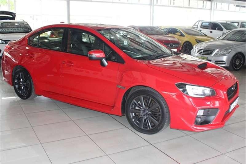 2015 Subaru Impreza WRX WRX Premium