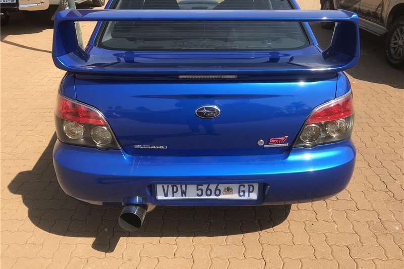 2007 Subaru Wrx Sti For Sale >> Subaru Impreza Wrx Sti