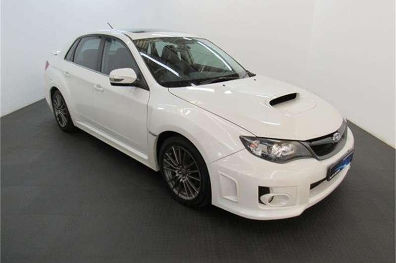 Subaru Impreza WRX WRX Premium 2011