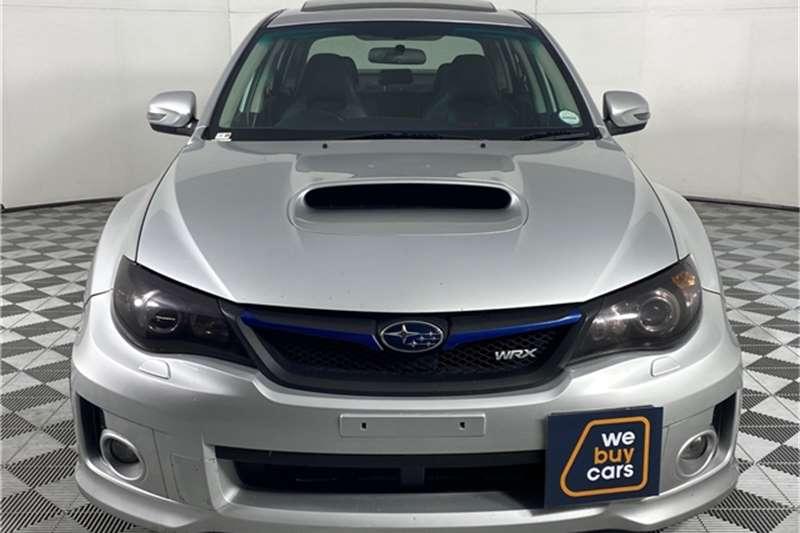 2011 Subaru Impreza WRX WRX Premium