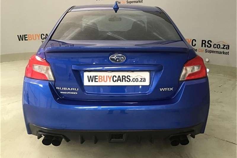 Subaru Impreza WRX WRX Premium 2014