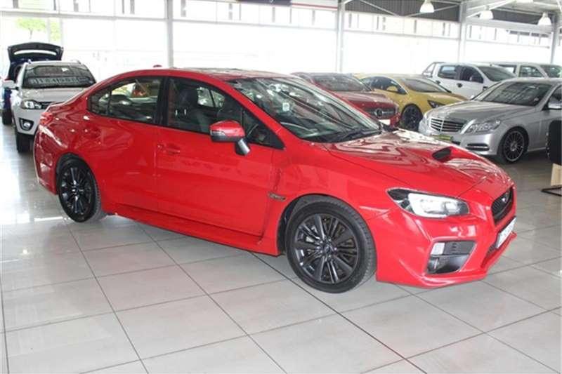 Subaru Impreza WRX WRX Premium 2015