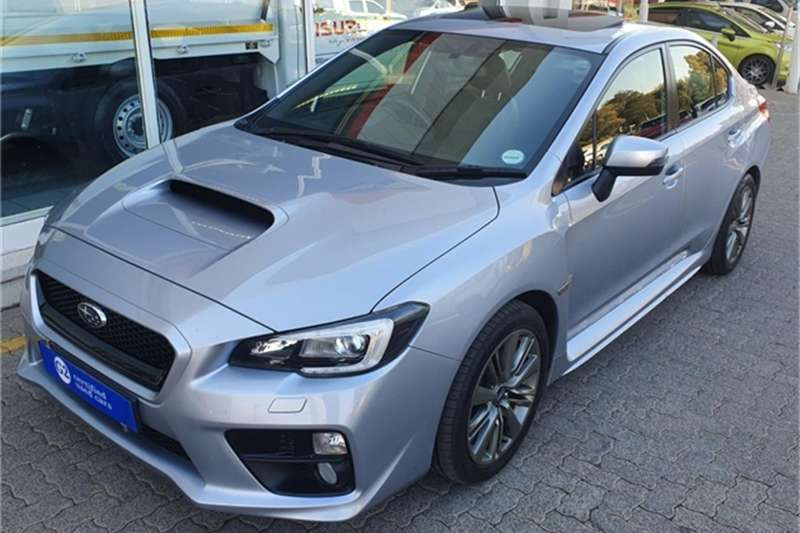 Subaru Impreza WRX WRX Premium 2016