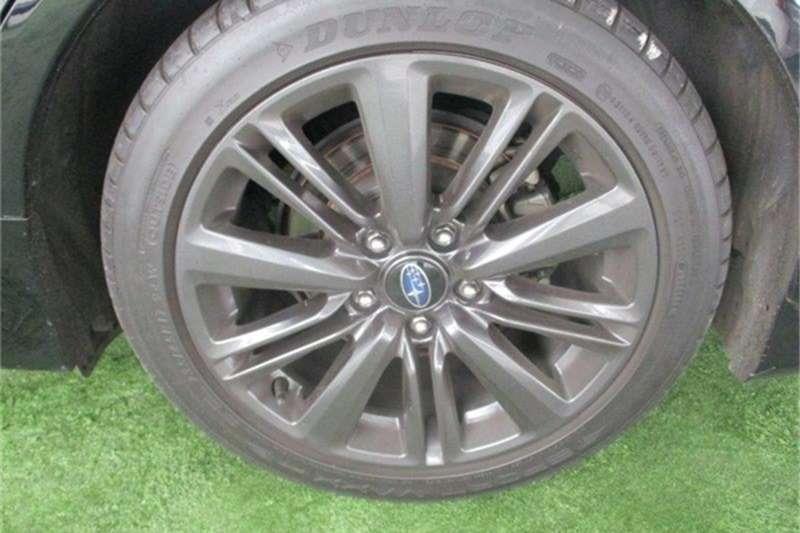 Subaru Impreza WRX WRX Premium auto 2016