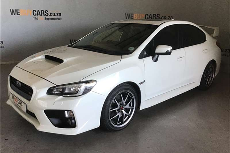 Subaru Impreza WRX WRX STI Premium 2015