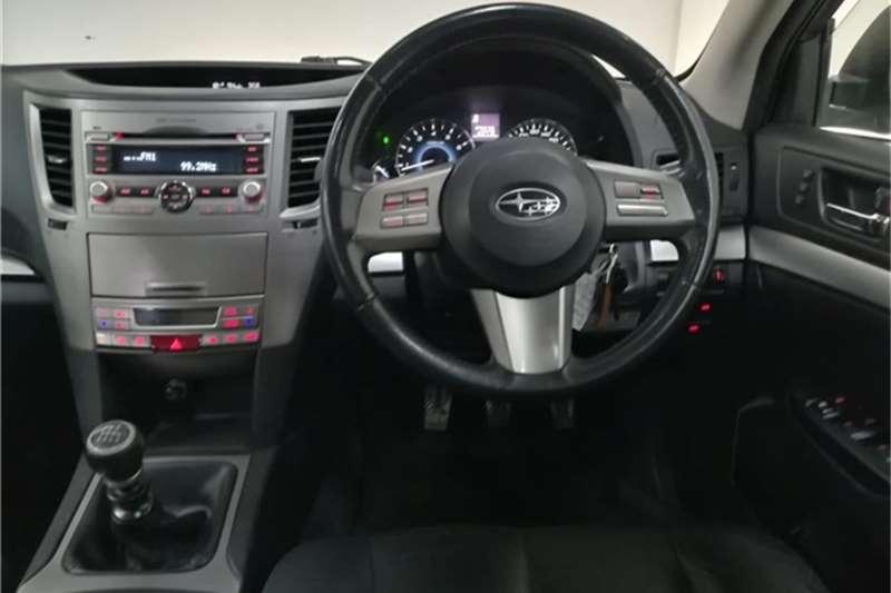 Used 2011 Subaru Legacy 2.0 Premium