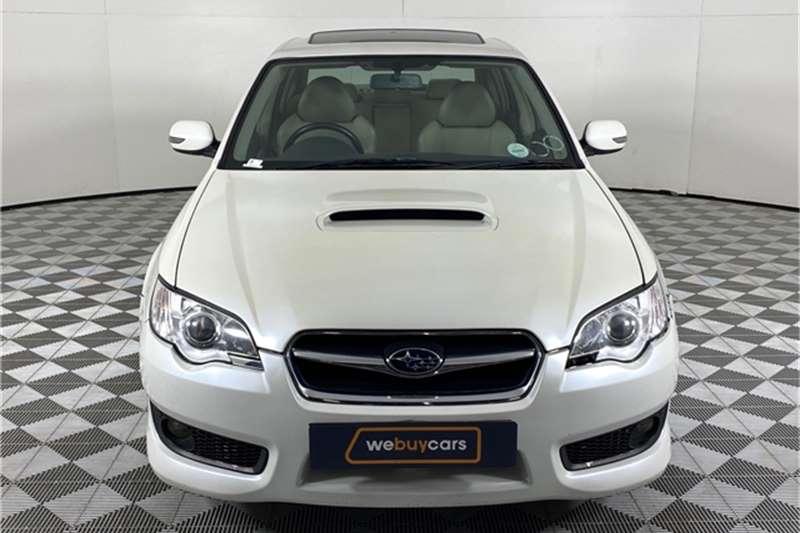 Used 2008 Subaru Legacy 2.5 GT B Premium Sportshift