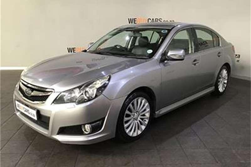 Subaru Legacy 2.5 Sport Premium 2010