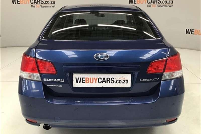 Subaru Legacy 2.5 Sport Premium 2011