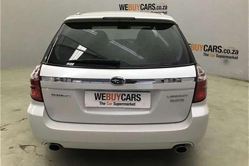 2009 Subaru Legacy 2.0 R