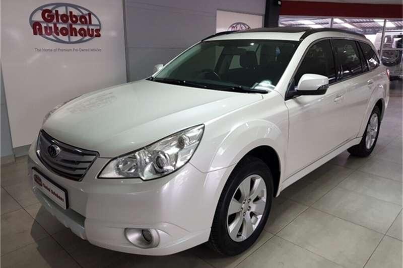 Subaru Outback 2.5 A/T AWD 2012