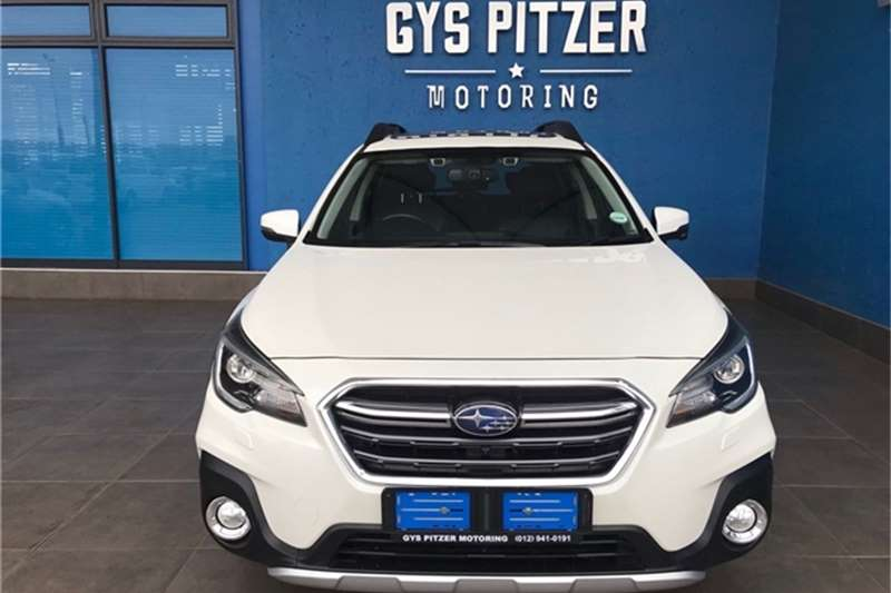 Subaru Outback 2.5 IS ES CVT 2018