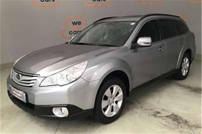 Subaru Outback 2.5i Premium auto 2012