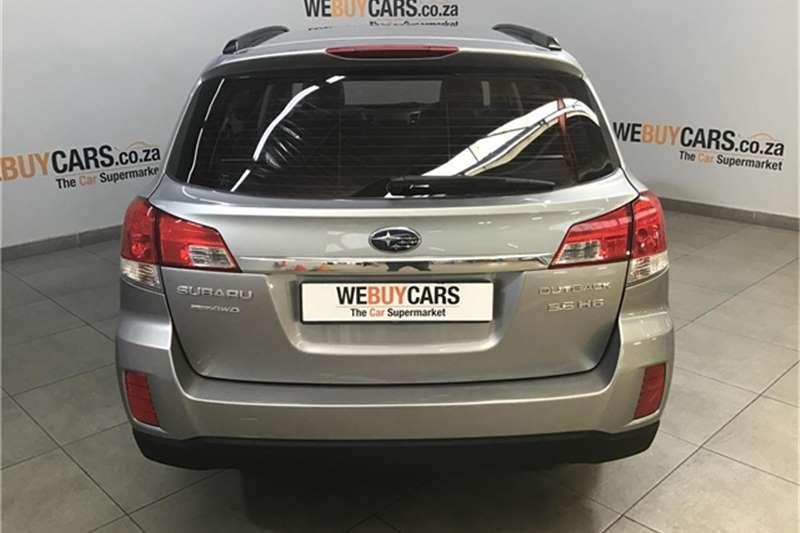 2010 Subaru Outback 3.6 R Premium