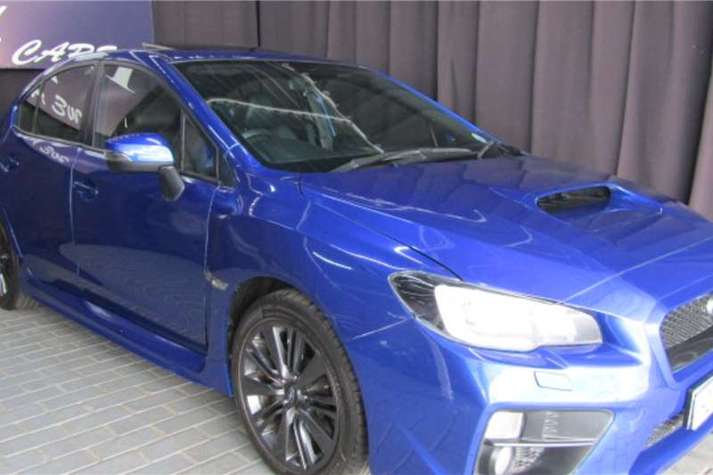 Subaru WRX 2.0  PREMIUM SPORT LINEARTRONIC 2015