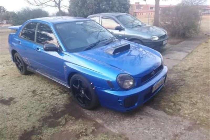 Subaru WRX 2.0PREMIUM 2002