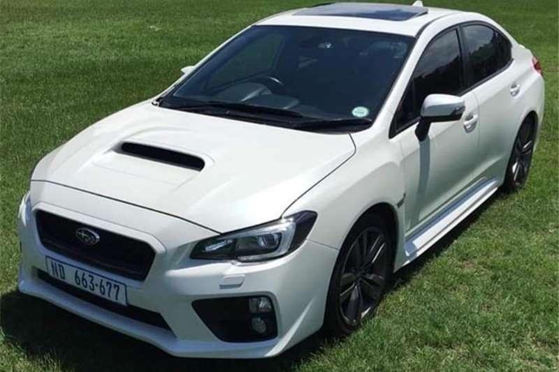 Subaru WRX 2.0PREMIUM SPORT LINEARTRONIC 2016