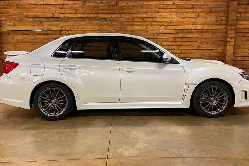 2012 Subaru WRX 2.5 STI PREMIUM