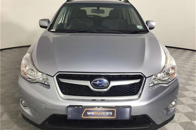 Subaru XV 2.0i auto 2013
