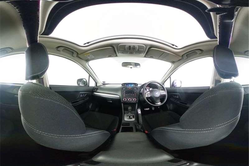 2014 Subaru XV XV 2.0i auto
