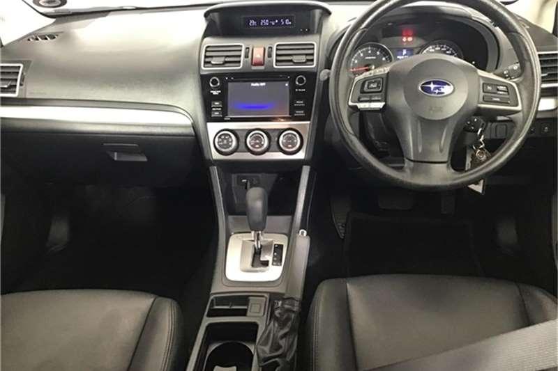 Subaru XV 2.0i auto 2015