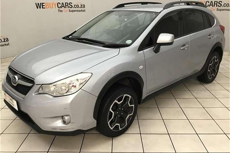 Subaru XV 2.0i S 2013