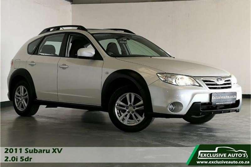 Subaru XV 2.0R 2011