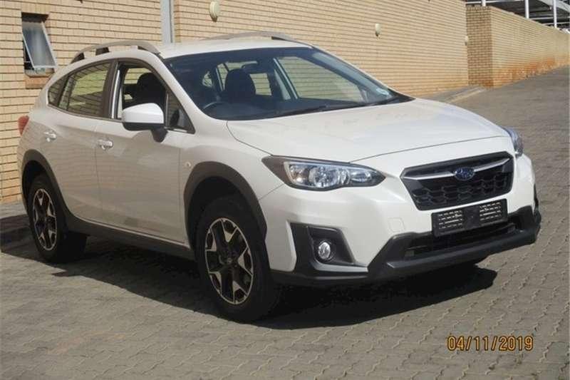 2019 Subaru XV 2.0i