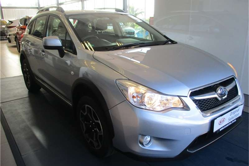 2016 Subaru XV 2.0i