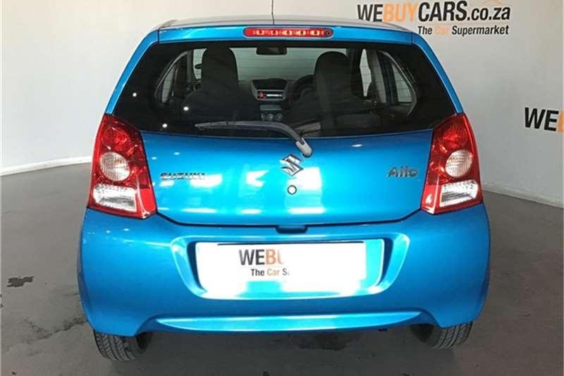 Suzuki Alto 1.0 GA 2012